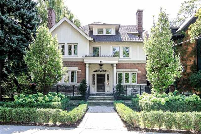 Main Photo: 15 Castle Frank Cres in Toronto: Rosedale-Moore Park Freehold for sale (Toronto C09)  : MLS®# C3608577