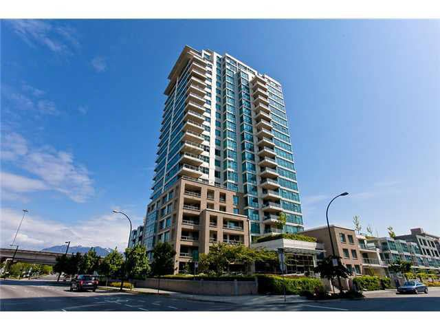 Main Photo: 1503 125 MILROSS AVENUE in : Mount Pleasant VE Condo for sale : MLS®# V988571