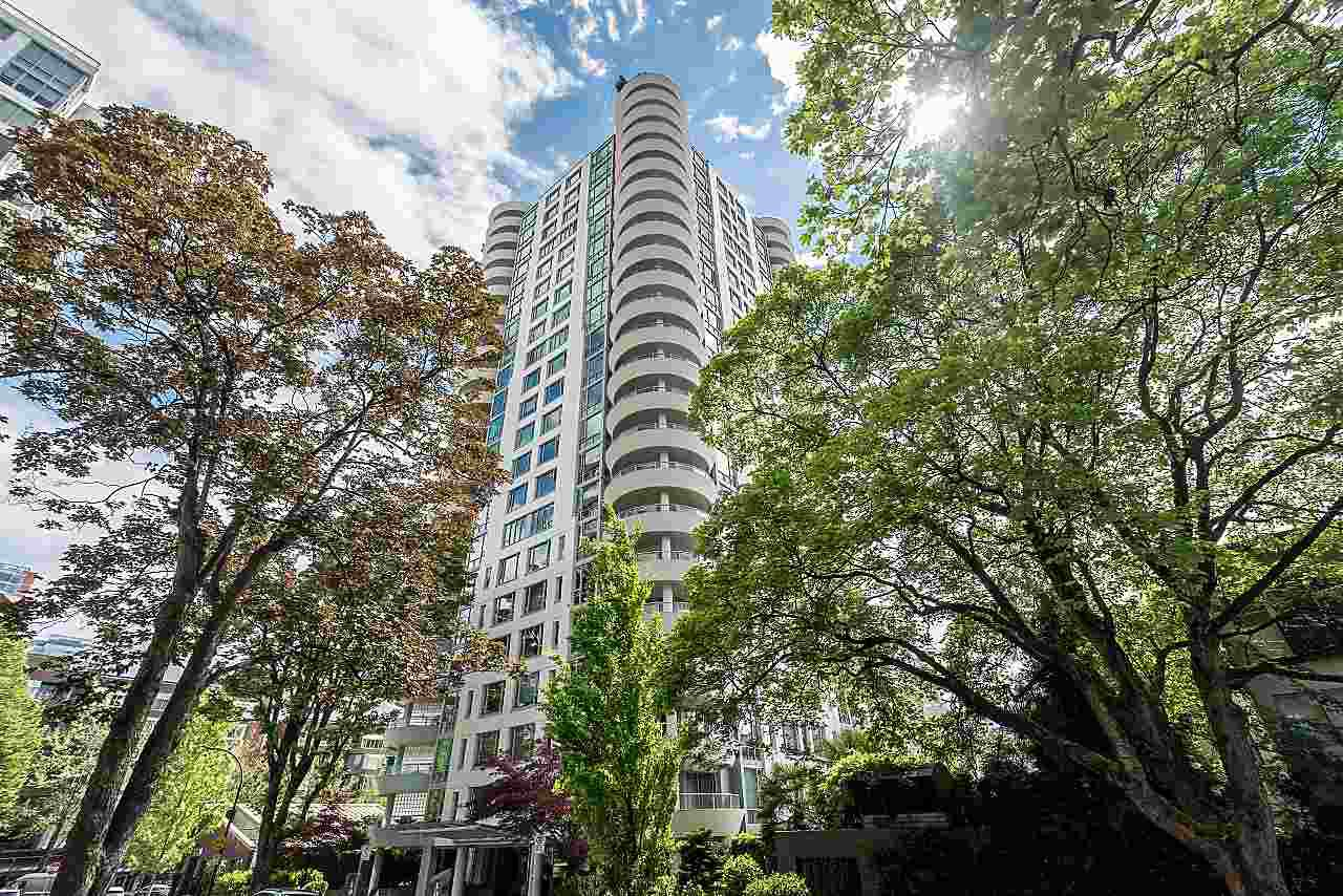 """Main Photo: 204 1020 HARWOOD Street in Vancouver: West End VW Condo for sale in """"The Crystallis"""" (Vancouver West)  : MLS®# R2395681"""