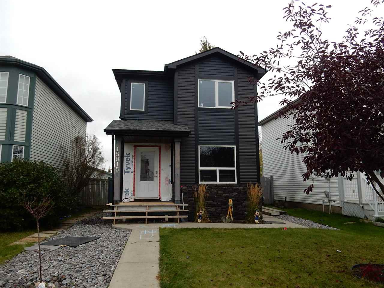 Main Photo: 15015 132 Street in Edmonton: Zone 27 House for sale : MLS®# E4176425
