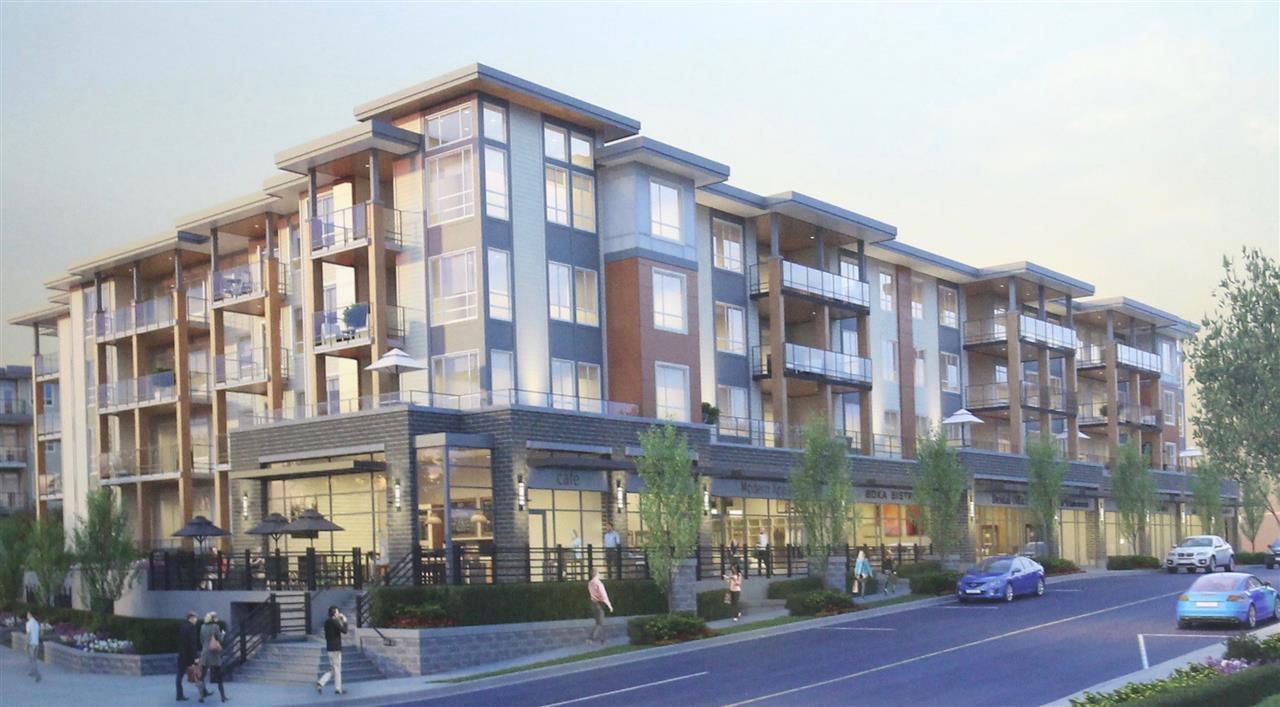 """Main Photo: 305 23233 GILLEY Road in Richmond: Hamilton RI Condo for sale in """"HAMILTON VILLAGE"""" : MLS®# R2436009"""