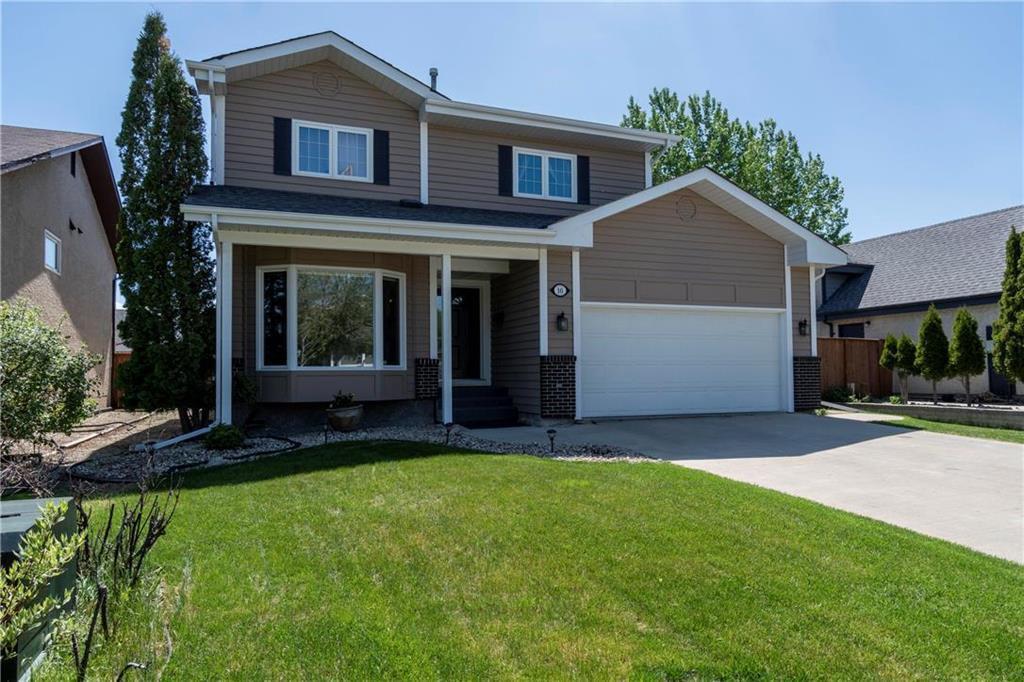Main Photo: 10 Eglinton Crescent in Winnipeg: Whyte Ridge Residential for sale (1P)  : MLS®# 202012178