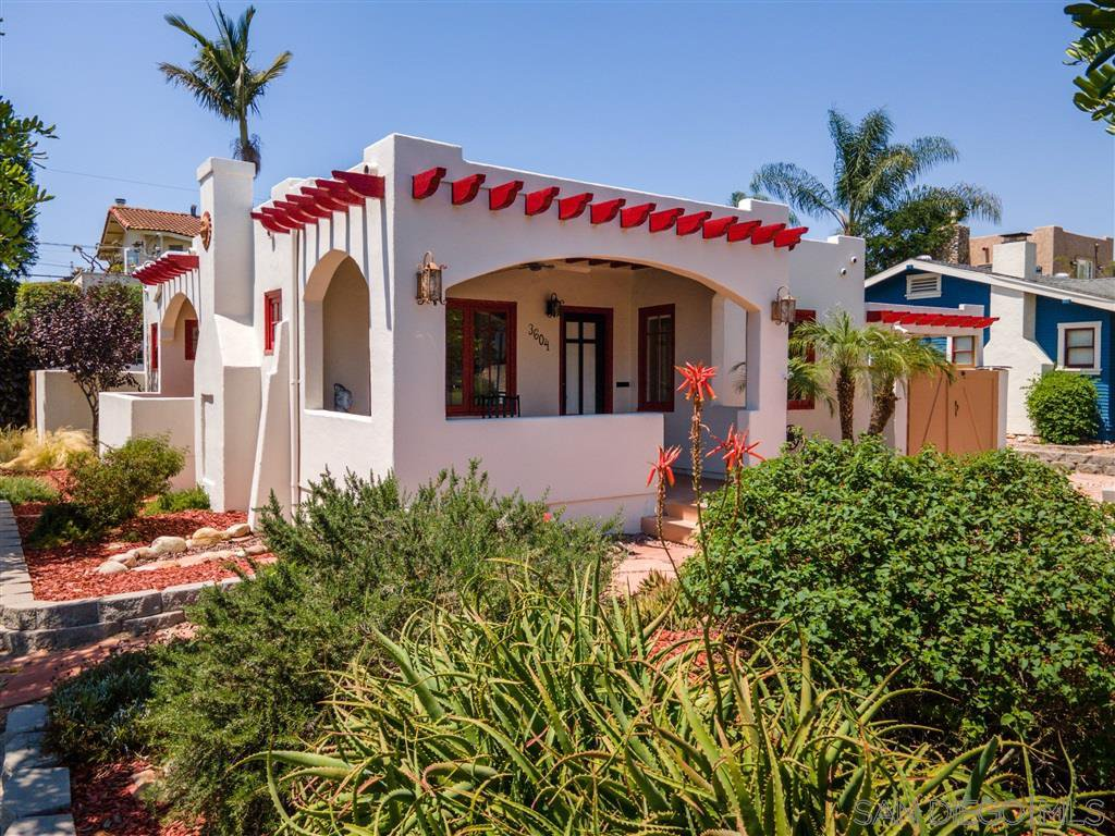 Main Photo: NORTH PARK House for sale : 3 bedrooms : 3604 33Rd St in San Diego