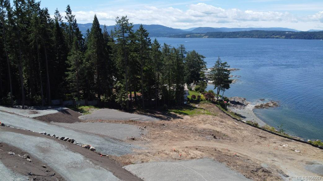 Main Photo: Lot 4 404 Lands End Rd in : NS Lands End Land for sale (North Saanich)  : MLS®# 856067