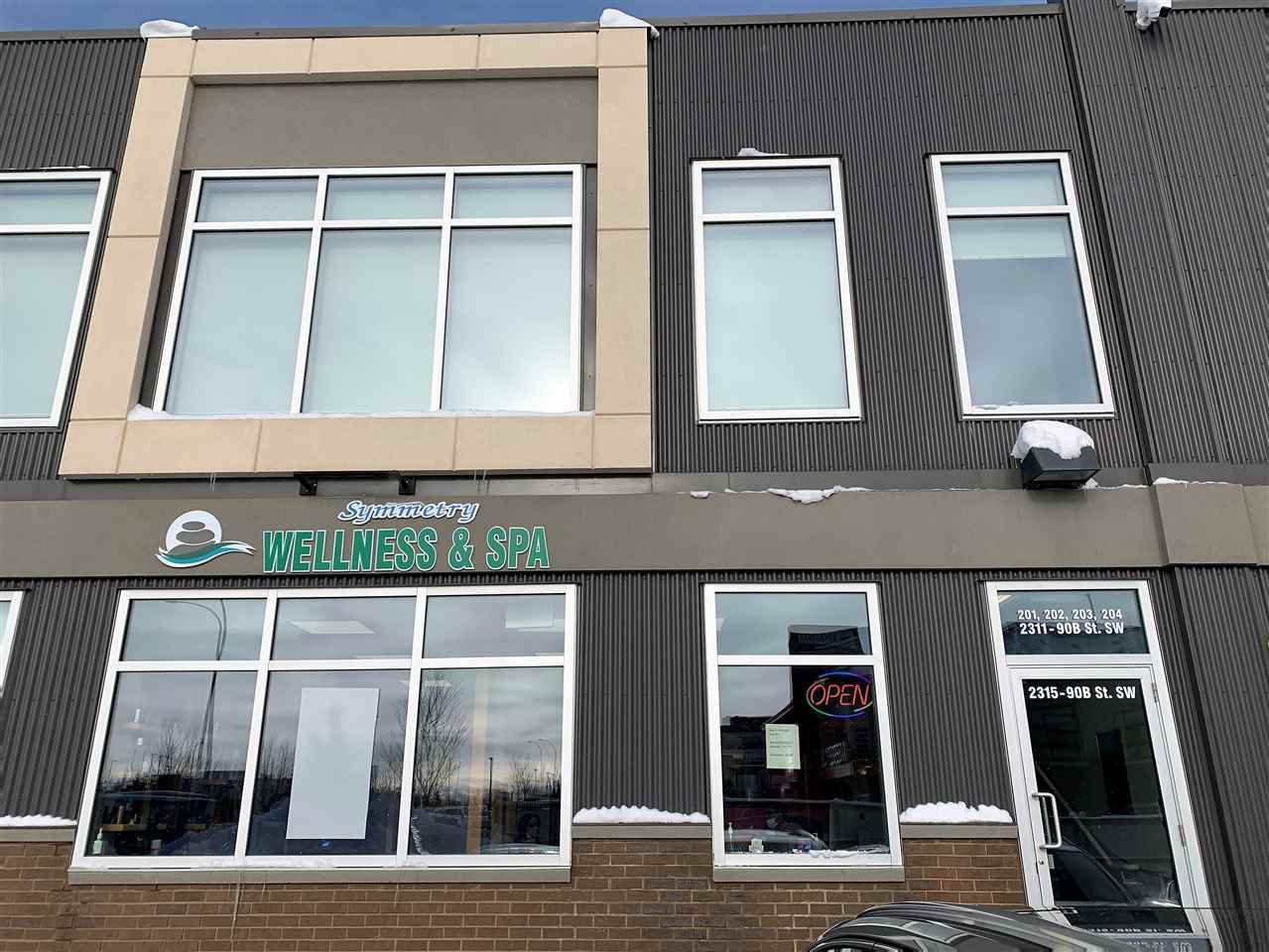 Main Photo: 2315 90B Street in Edmonton: Zone 53 Retail for sale : MLS®# E4220605