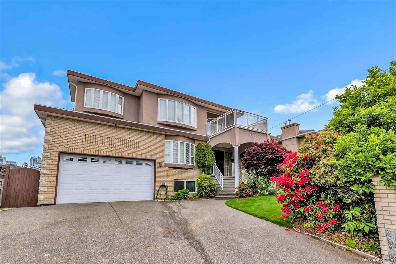 Main Photo: 5141 RUMBLE Street in Burnaby: Metrotown House for sale (Burnaby South)  : MLS®# R2526948