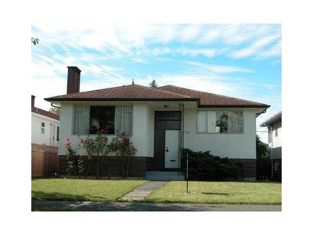 Main Photo: 3180 E 51ST Avenue in Vancouver: Killarney VE House for sale (Vancouver East)  : MLS®# V934162