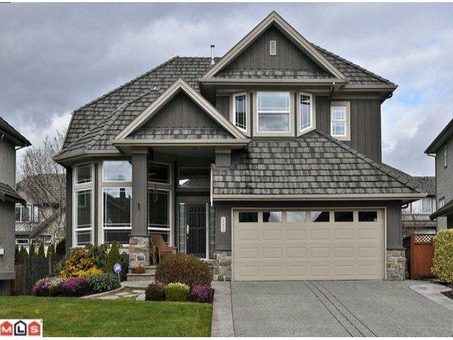 Main Photo: 15435 33A Avenue in Surrey: Morgan Creek House for sale (South Surrey White Rock)  : MLS®# F1205576