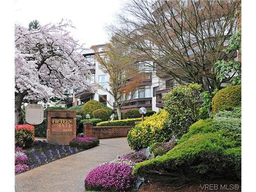 Main Photo: 414 1560 Hillside Ave in VICTORIA: Vi Oaklands Condo Apartment for sale (Victoria)  : MLS®# 620343