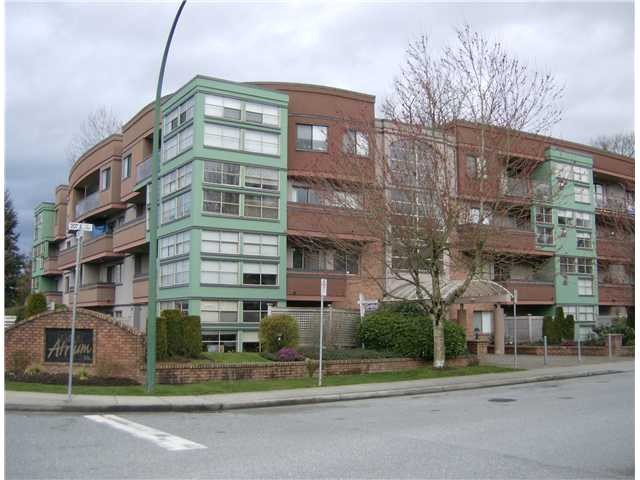 "Main Photo: 411 12025 207A Street in Maple Ridge: Northwest Maple Ridge Condo for sale in ""THE ATRIUM"" : MLS®# V996077"
