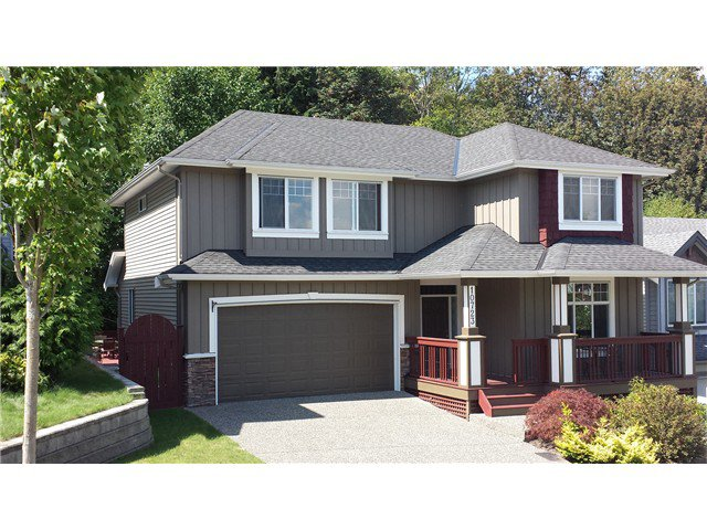 "Main Photo: 10723 239TH ST in Maple Ridge: Albion House for sale in ""MAPLE WOODS"" : MLS®# V1023783"