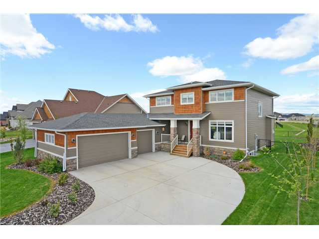 Main Photo: 34 MONTERRA Link in COCHRANE: Rural Rocky View MD Residential Detached Single Family for sale : MLS®# C3585755