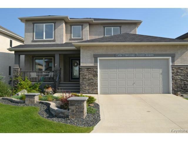 Main Photo: 148 Farnsworth Crescent in WINNIPEG: St Vital Residential for sale (South East Winnipeg)  : MLS®# 1419506
