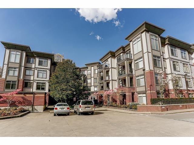 Main Photo: 413 10499 University Drive in Surrey: Condo for sale : MLS®# F1426854