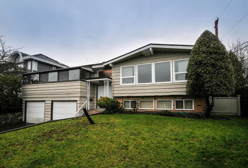 Main Photo: 5545 MORELAND DRIVE in Burnaby: Deer Lake Place House for sale (Burnaby South)  : MLS®# R2035415