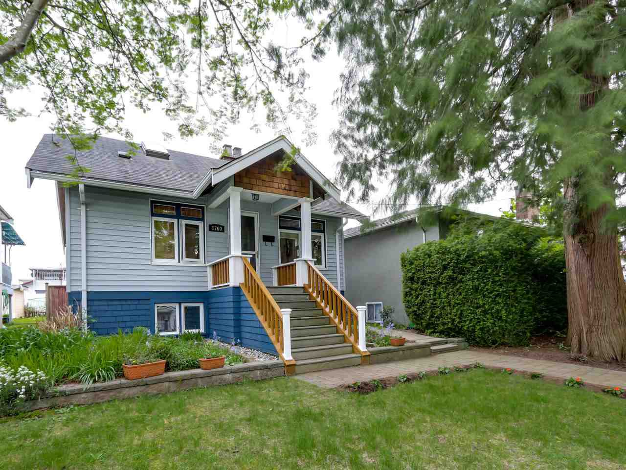 Photo 1: Photos: 1760 E 37TH AVENUE in Vancouver: Victoria VE House for sale (Vancouver East)  : MLS®# R2059026
