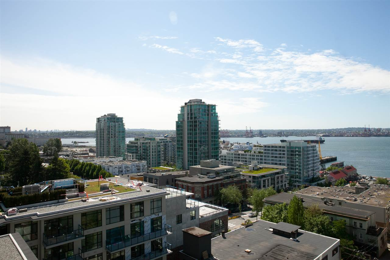 Main Photo: 1102 125 W 2ND STREET in North Vancouver: Lower Lonsdale Condo for sale : MLS®# R2066107