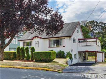 Main Photo: 833 Wollaston in Victoria: Residential for sale : MLS®# 368649