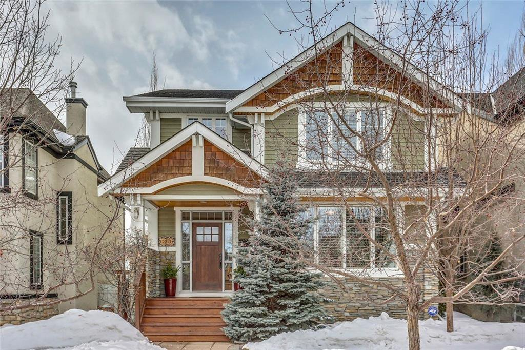 Main Photo: 2213 Vimy Way SW in : Calgary House for sale : MLS®# C4173548