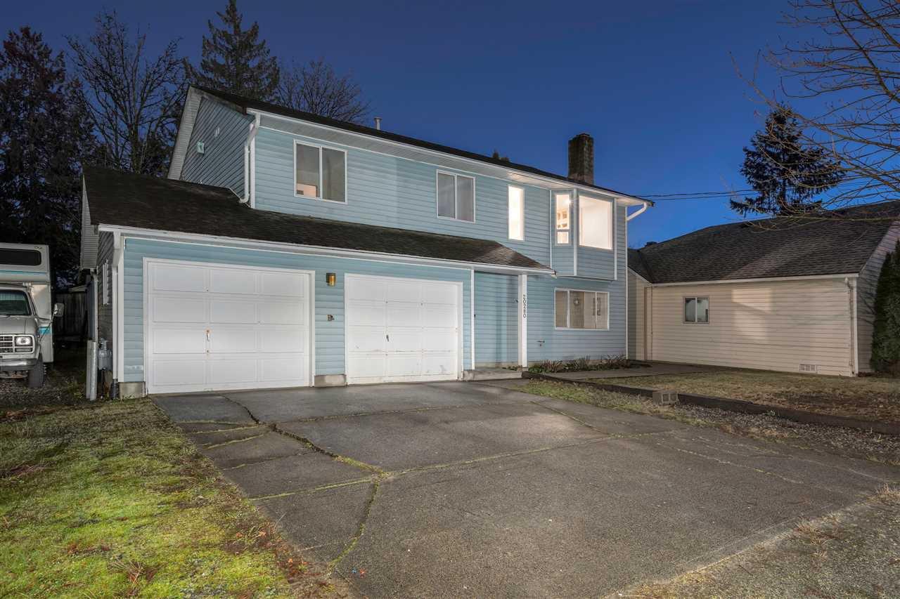 Main Photo: 20280 OSPRING STREET in Maple Ridge: Southwest Maple Ridge House for sale : MLS®# R2332517