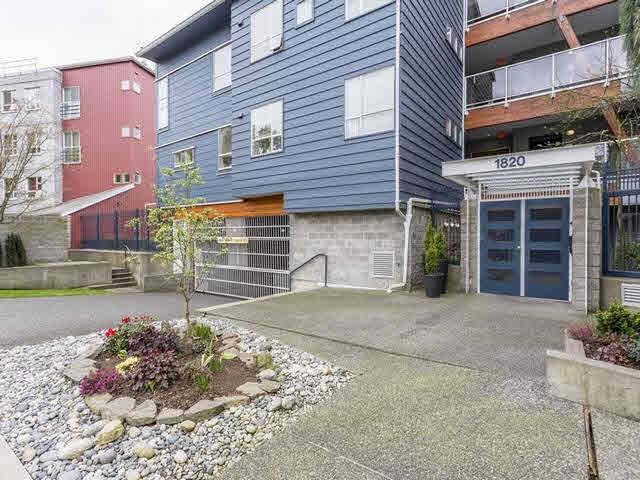 Main Photo: 209 1820 E KENT AVE SOUTH AVENUE in : South Marine Condo for sale (Vancouver East)  : MLS®# V1118516