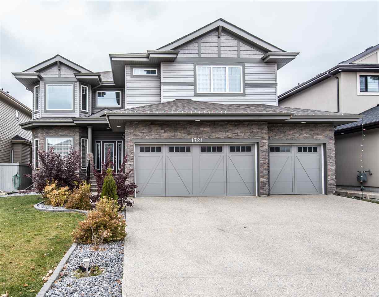 Main Photo: 1721 ADAMSON Crescent in Edmonton: Zone 55 House for sale : MLS®# E4132231