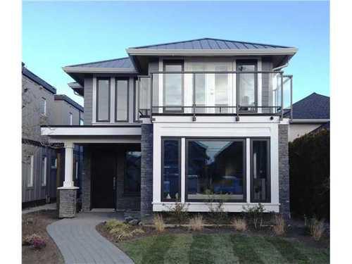 Main Photo: 3813 GARRY Street: Steveston Village Home for sale ()  : MLS®# V1032910