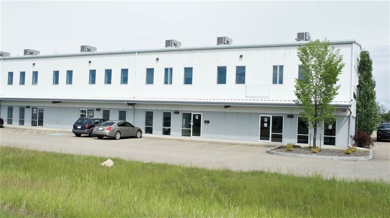 Main Photo: 100 280 Portage Close: Sherwood Park Industrial for lease : MLS®# E4192423