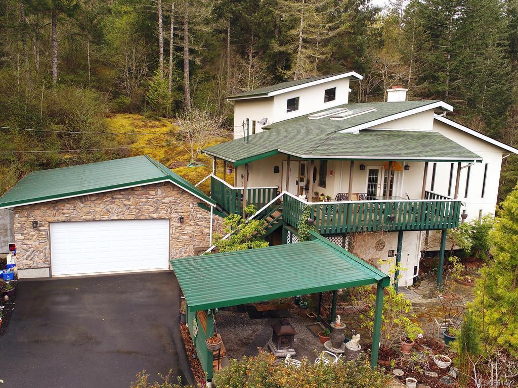 Main Photo: 6224 Llanilar Rd in : Sk East Sooke House for sale (Sooke)  : MLS®# 851492