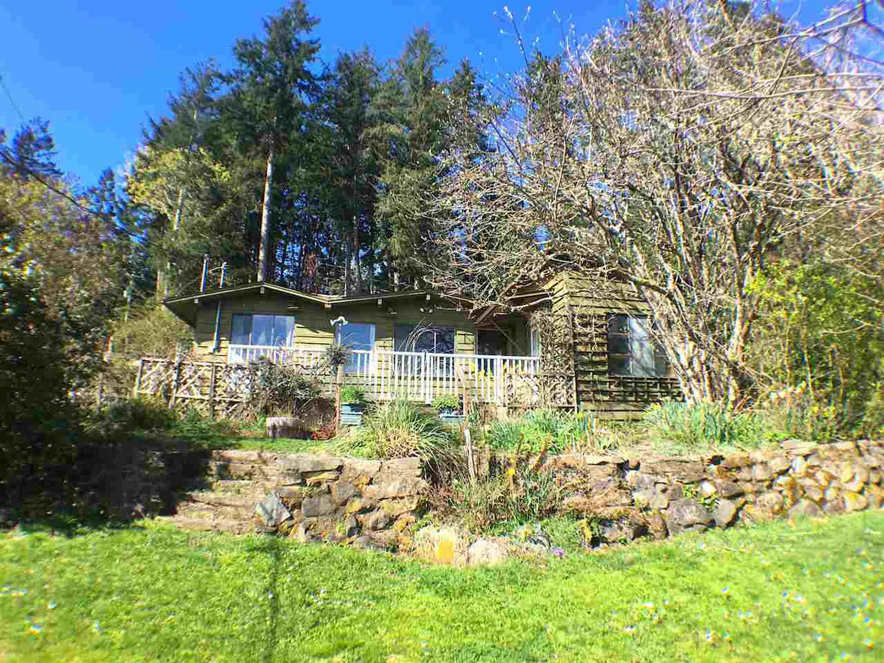 Main Photo: 160 MONTAGUE Road: Galiano Island House for sale (Islands-Van. & Gulf)  : MLS®# R2489817