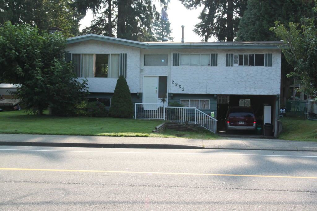 Main Photo: 2932 OLD CLAYBURN Road in Abbotsford: Abbotsford East House for sale : MLS®# R2505021