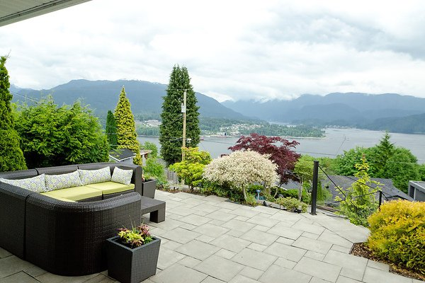 Unobstructed View! Burrard Inlet, Indian Arm, North Shore Mountains