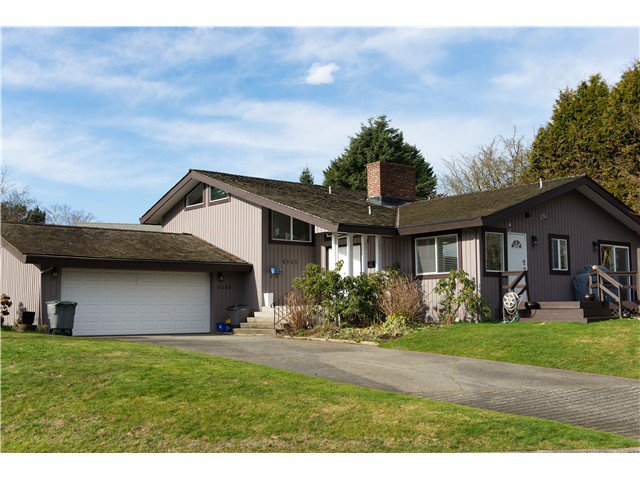 "Main Photo: 4145 STAULO in Vancouver: University VW House for sale in ""Musqueam Lands"" (Vancouver West)  : MLS®# V990266"