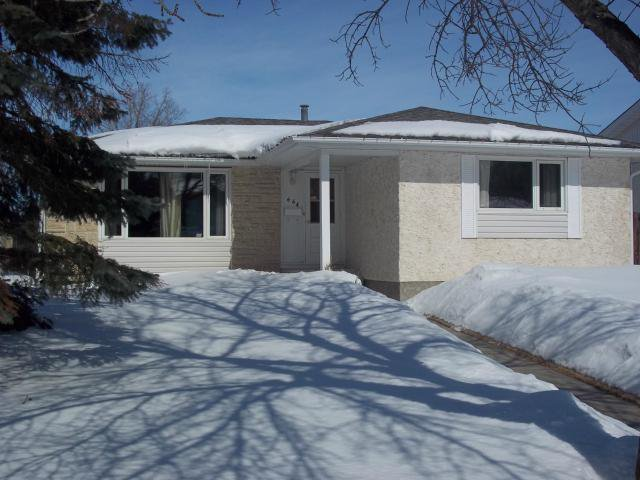 Main Photo: 664 Hamilton Avenue in WINNIPEG: Westwood / Crestview Residential for sale (West Winnipeg)  : MLS®# 1304880