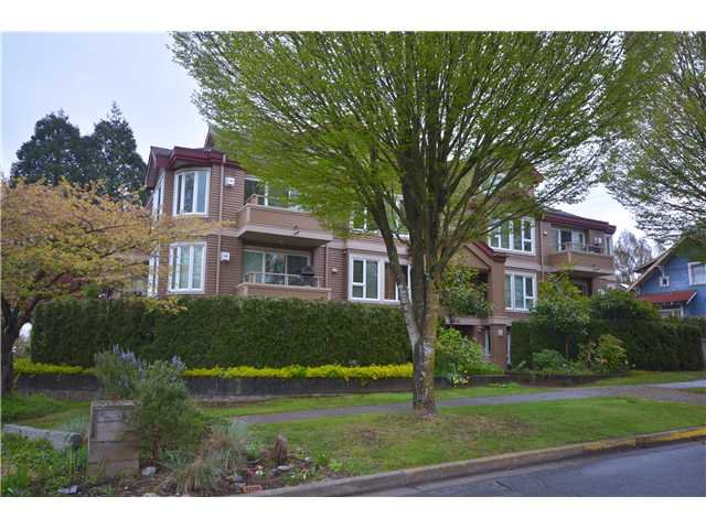 Main Photo: 303 3218 ONTARIO Street in Vancouver: Main Condo for sale (Vancouver East)  : MLS®# V1002537