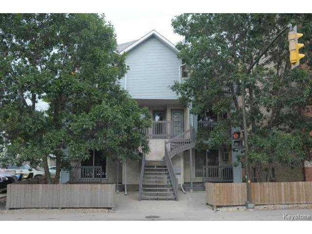 Main Photo: 778 Osborne Street in WINNIPEG: Fort Rouge / Crescentwood / Riverview Condominium for sale (South Winnipeg)  : MLS®# 1320365