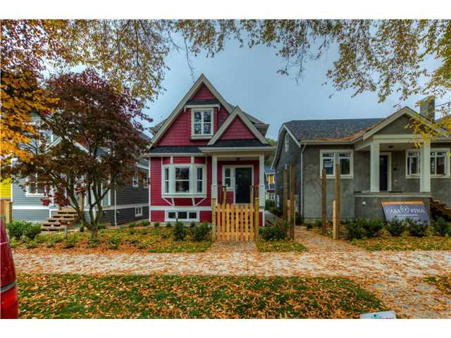 Main Photo: 928 E 20TH AV in Vancouver: Fraser VE House for sale (Vancouver East)  : MLS®# V1032676