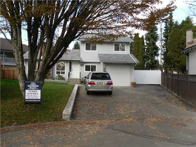 Main Photo: 7445 TODD CR in Surrey: East Newton House for sale : MLS®# F1406447