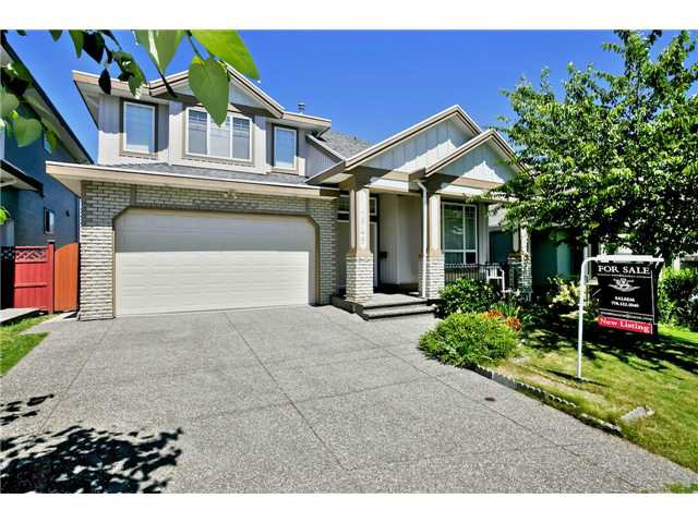 "Main Photo: 14649 76TH Avenue in Surrey: East Newton House for sale in ""CHIMNEY HEIGHTS"" : MLS®# F1416324"