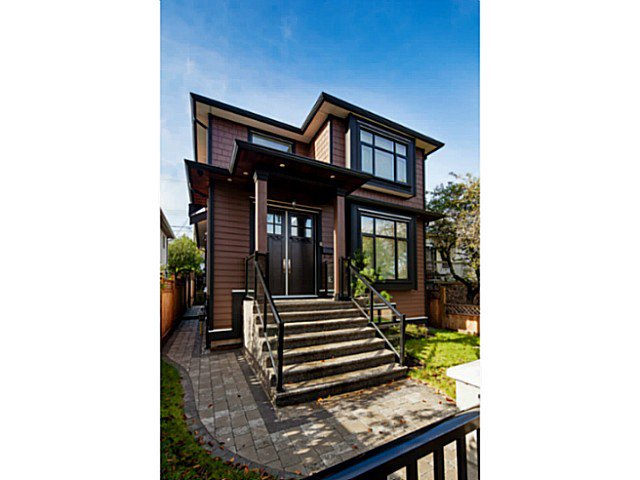 Main Photo: 4635 NE Inverness Street in Vancouver: Knight House for sale (Vancouver East)  : MLS®# v1092758