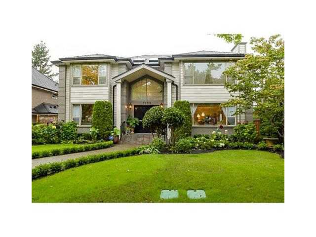 Main Photo: 7133 Maple Street in Vancouver: S.W. Marine House for sale (Vancouver West)  : MLS®# V1103465