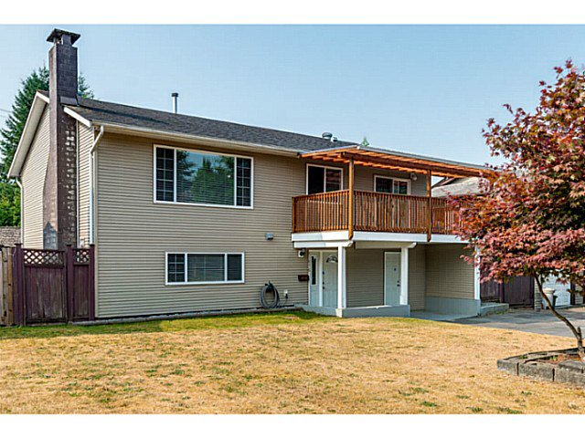Main Photo: 21876 LAURIE AV in Maple Ridge: West Central House for sale : MLS®# V1133555
