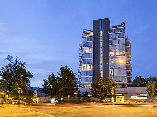 Main Photo: # 601 2770 SOPHIA ST in Vancouver: Mount Pleasant VE Condo for sale (Vancouver East)  : MLS®# V1137280