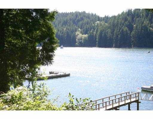 "Main Photo: 3908 MARINE AV: Belcarra Land for sale in ""702-WOODHAVEN"" (Port Moody)  : MLS®# V540063"
