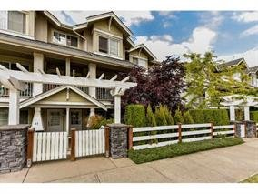 Main Photo: 40 6568 193B STREET in Surrey: Clayton Townhouse for sale (Cloverdale)  : MLS®# R2024809