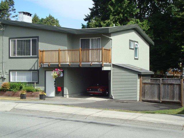 Main Photo: 5481 6 Avenue in Delta: Tsawwassen Central 1/2 Duplex for sale (Tsawwassen)  : MLS®# 2078257