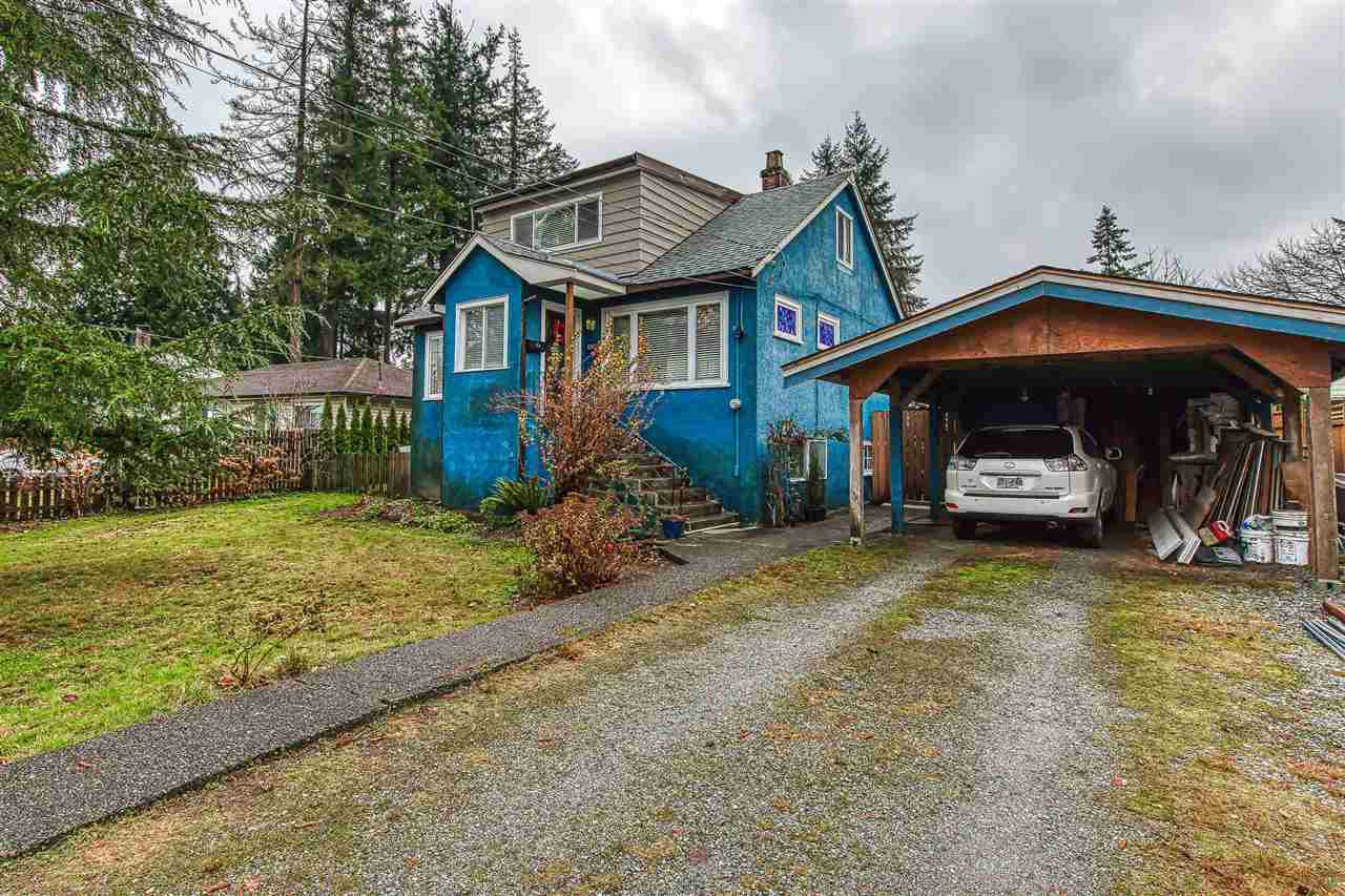 Main Photo: 14266 PARK Drive in Surrey: Bolivar Heights House for sale (North Surrey)  : MLS®# R2422969