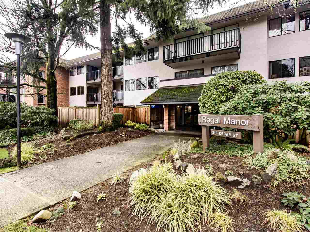 Main Photo: 204 316 CEDAR Street in New Westminster: Sapperton Condo for sale : MLS®# R2432869