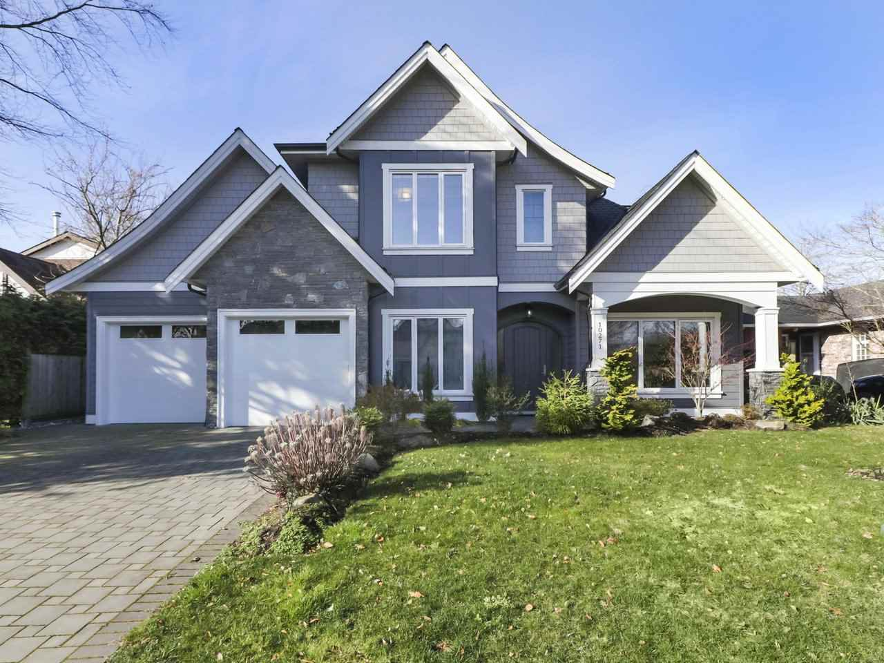 "Main Photo: 10271 SPRINGMONT Drive in Richmond: Steveston North House for sale in ""SPRINGS"" : MLS®# R2440955"
