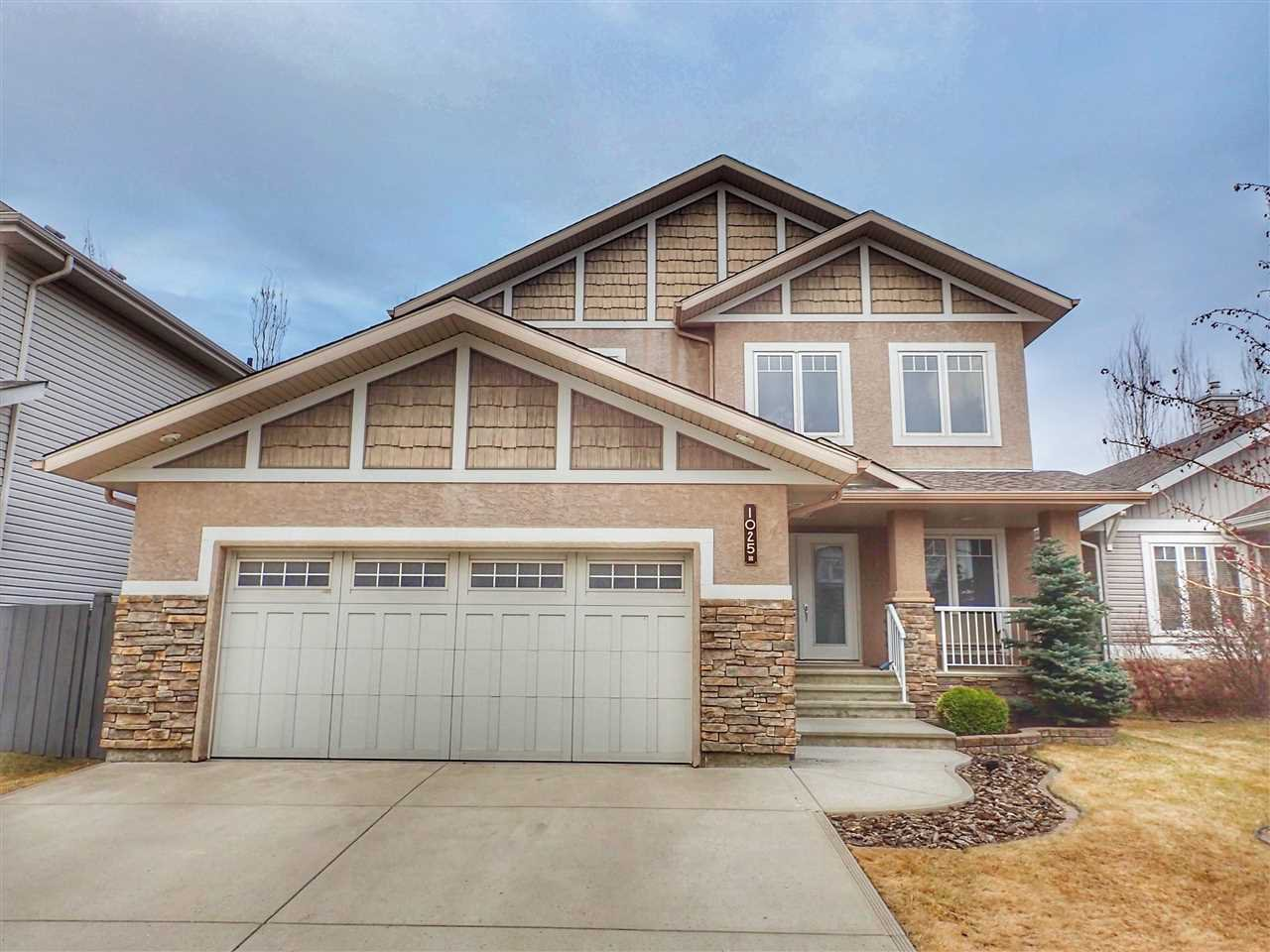 Main Photo: 1025 Hope Road in Edmonton: Zone 58 House for sale : MLS®# E4193936